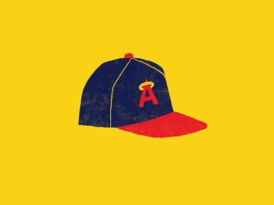Angels california anaheim throwback cap los angeles angels halo baseball hat hat mlb baseball