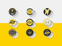Wichita State Buttons