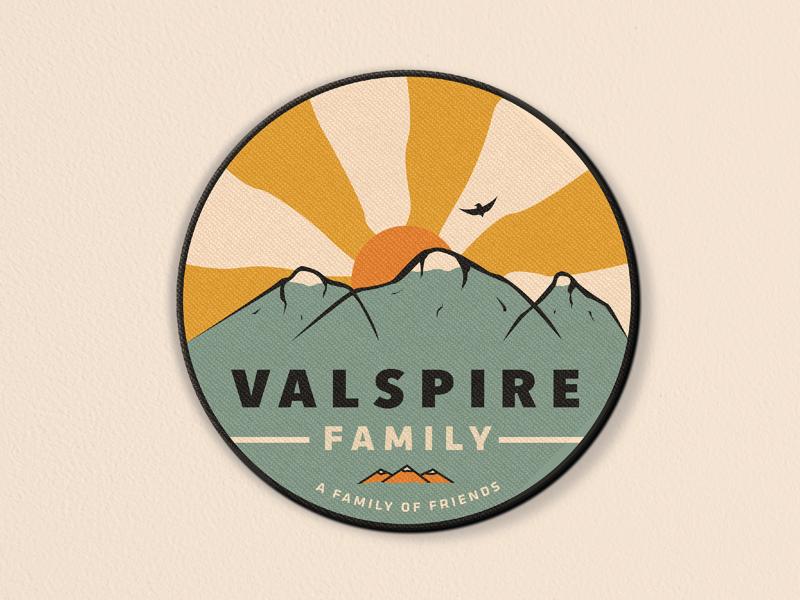 Valspire Family Patch