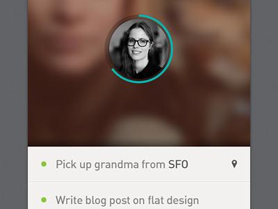 Todaily ios listings avatar progress locations new