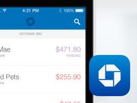 Chase iOS App