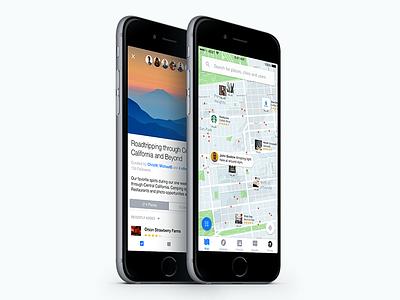 Citymaps iOS Update social collections citymaps maps ios