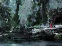 Sketchy Swamp