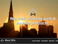 Must Win Rebrand