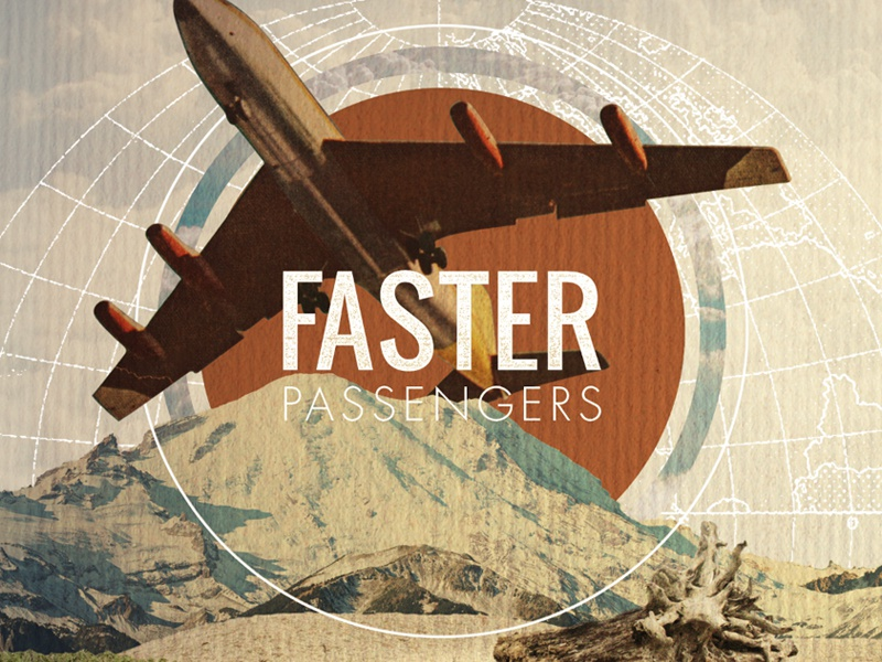 Faster cover art album packaging design cd cover graphic