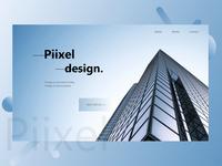 Experimental Header Exploration trendy design web design for construction web page design design 2018 modern design creative design ui ux web design header