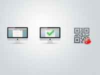 icon for qrcode login