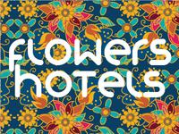 Batik background design for business card