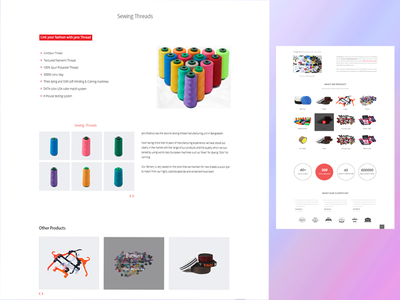 Bootstrap template design for garments accessorize industry prototype bootstrap theme develop website design garments accessorize