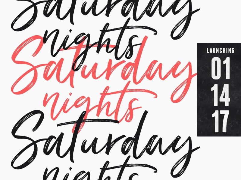 Saturday Nights saturday crtvmin church