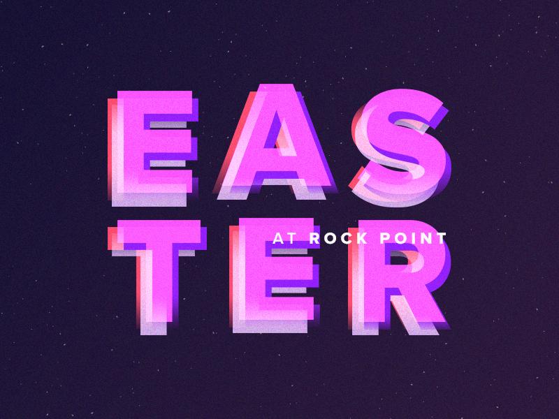 Easter series design crtvmin church easter