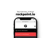 Rockpoint io