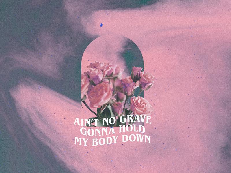 Ain't No Grave design crtvchurch crtvmin church