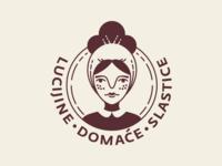 Pastry shop branding brandidentity vector design logo illustration
