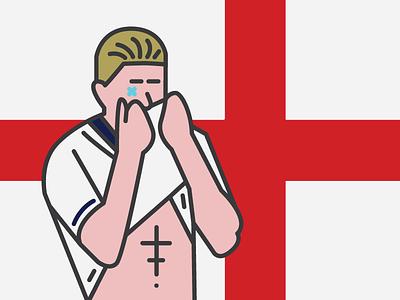 Gazza Italia 90' gascoigne paul 90 italia tears england cup world football