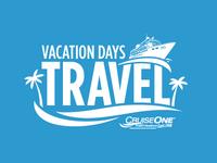 Vacation Days Travel T-shirt
