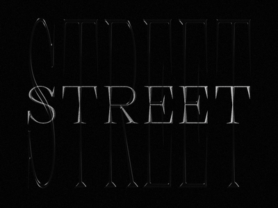 Pine Street Display lettering graphic  design typogaphy