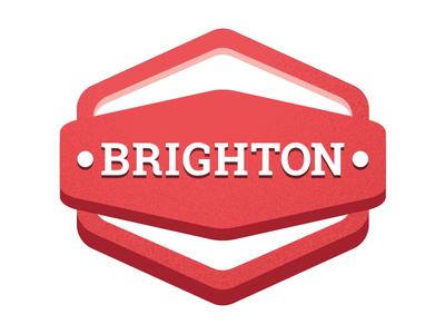 Brighton Badge