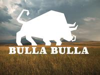 Bulla Bulla sticker