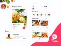 Food App - HomePage