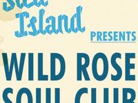 Wild Rose Soul Club / Sled Island Poster