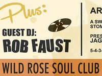 Wild Rose Soul Club Fall Gig