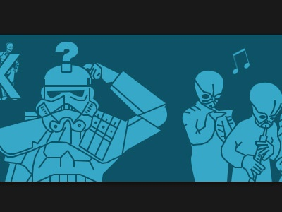 Picto Synopsis3 photoshop wireframe picto-synopsis sandtrooper star wars desert trooper imperial stormtrooper figrin dan and the modal nodes