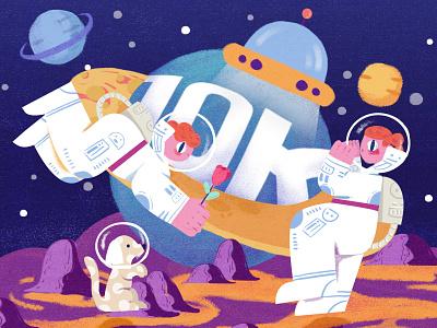 10k illustration ui ux design illustrations design illustration