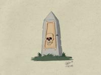 Tombstone concept