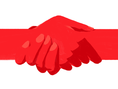 Solidarity with Belarus жывебеларусь protest hands belarus red flat artwork illustration