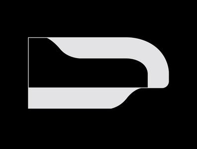 Letter D logotype design symbol icon logo font typo typogaphy type 36days 36daysoftype