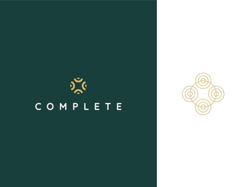Complete logo designer symbol icon modern brand creative typography branding logotype logo