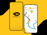 Fast Booking Taxi Mobile App