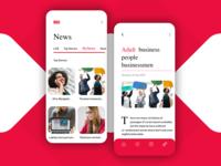 News Mobile App