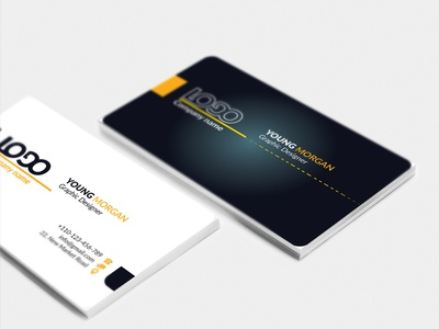 Dynamic Business Card Design