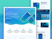 Buckle Template - For app promotion