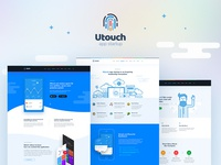 We've released Utouch Business Template