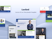 Lawford - Lawyers Law Firm Joomla Template