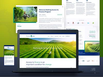 Financial XS website design business web design agriculture responsive mobile website design finance business website finance