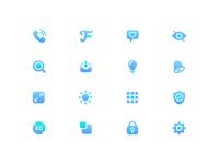 Setting Icon Sets
