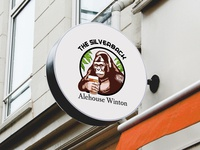 Silverback Ale House - Logo & Illustrations