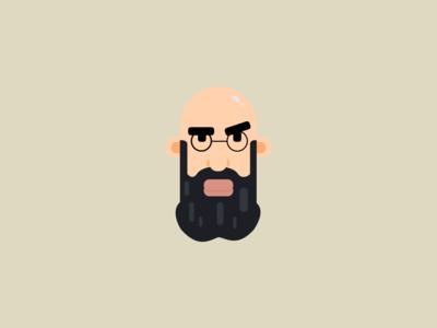 Bearded Nerd