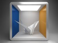 Origami,icon
