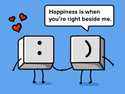 Keys to happiness ❤️