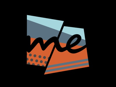 MercedesMe Connect typography (2/3) logo design typography illustration experimental