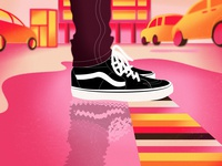 Vans, Colours & Shape #4