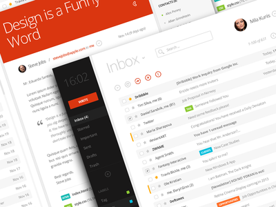 Email Designs Themes Templates And Downloadable Graphic Elements On Dribbble