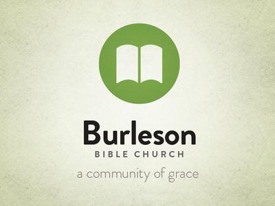 Burleson Bible Church – Concept No. 2