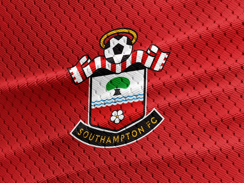 Southampton FC Concept crest premier league league sports illustration identity branding and identity icon football fc mark logo soccer branding club logo southampton fc southampton badge