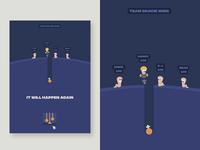 Minimal movie posters #2 - Armageddon